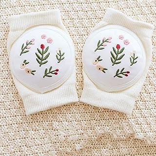 SARUI, SARUI Baby Crawling Antideslizante Rodilla ,Gatear protectorRodilleras Antideslizantes Unisex para bebés,Calentador de piernas de Calcetines para niños pequeños-6_1-8 años