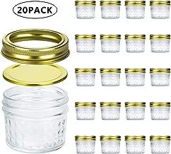 Best small mason jar ounces Reviews