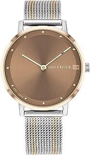 Tommy Hilfiger Reloj para de Cuarzo con Correa en Acero Inoxidable 1782152