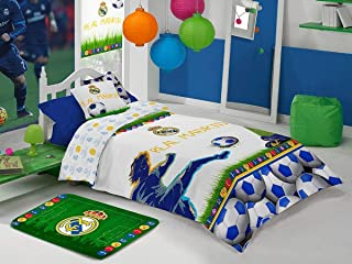 Juego funda nórdica del Real Madrid Kids cama 90cm