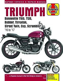 Best triumph t100 manual Reviews