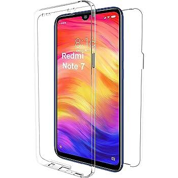 MovilCom® - Funda XIAOMI REDMI Note 7 Transparente Ultra Fina ...