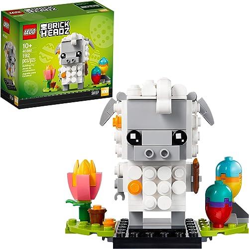 popular LEGO BrickHeadz Easter online sale Sheep 40380 Building Kit, New 2021 (192 online sale Pieces) online