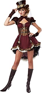 Women's Steampunk Girl Costume