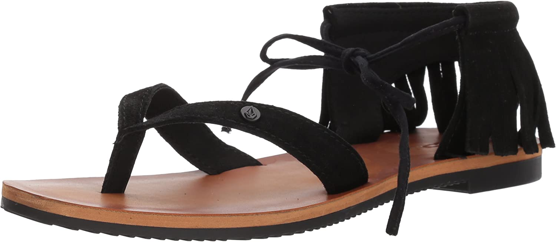 Volcom Women's All Access Gladiator Fashion Sandal Flat