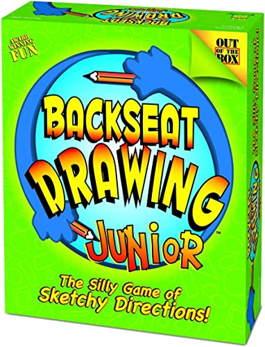 Out of the Box 3750 - Backseat Drawing Junior