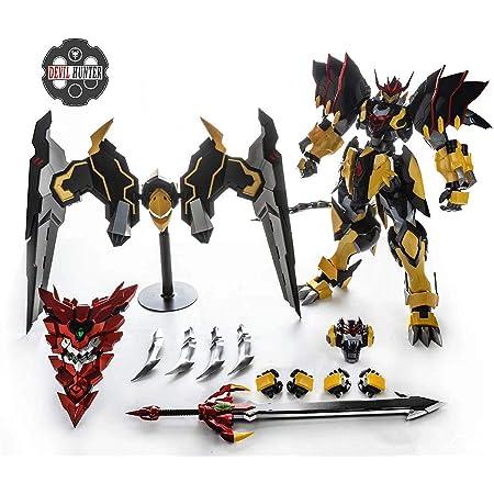 Devil Hunter(MetalMyth)1/100 合金完成品 可動 フィギュア DH-05 King Tiger 邪虎皇