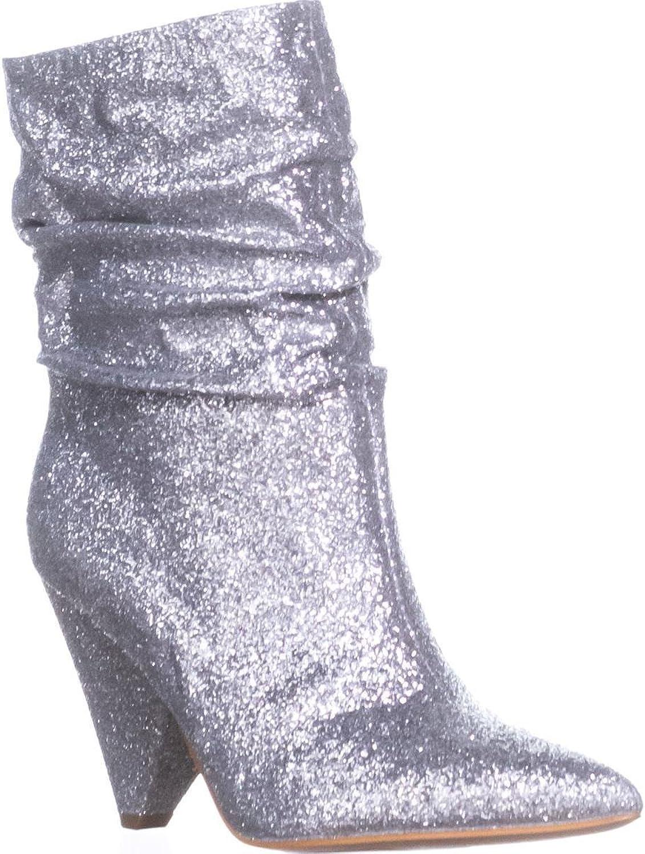 GUESS Womens NAKITTA3 Mid Calf Boot