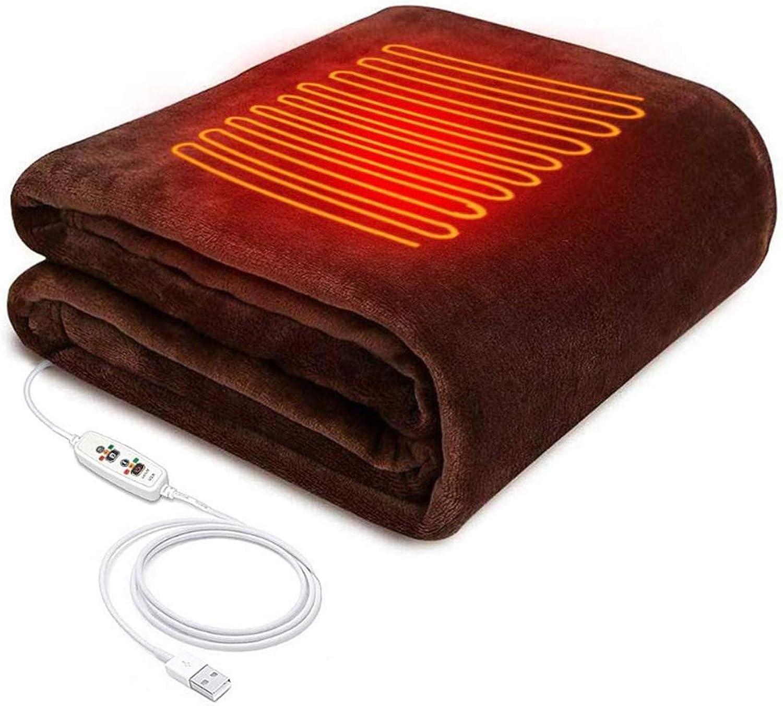 Xin Hai Yuan USB Portland Mall Ranking TOP3 Electric Heating 3 Heat Settin Blanket Washable