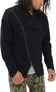 Casual Hombre Marca Sudadera Zip Basico Ropa Retro Vintage Rock Vestir Moda Cuello Redondo Manga Larga Slim Fit Designer Cool Urban Fashion Jacket Chaqueta Sueter
