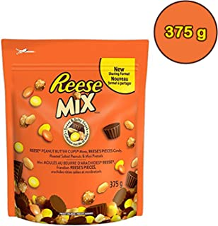 REESE Chocolate Peanut Butter Snack Mix, 375g/13.2oz., {Imported from Canada}