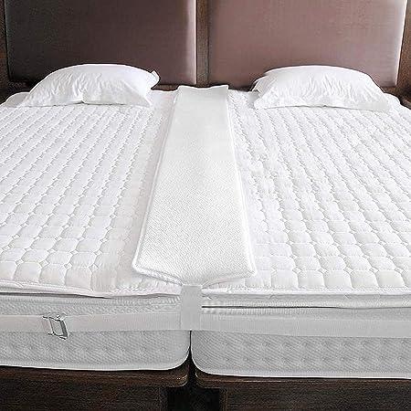 Bedbinder Deluxe Cuña Unir Colchones Blanco 60cm. Detenga El ...