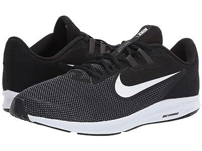 Nike Downshifter 9 (Black/White/Anthracite/Cool Grey) Men