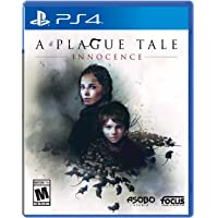Deals on A Plague Tale: Innocence PlayStation 4