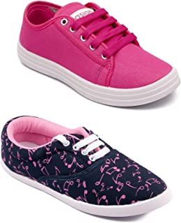 ASIAN Multicolor Walking Shoes,Casual Shoes,Canvas Shoes,Sneakers,Loafers for Women