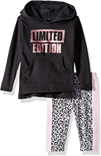 Limited Too Baby Girls 2 Piece Pullover Hoodie and Legging Set