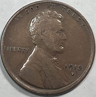 1915 wheat penny