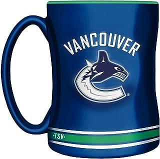 NHL Vancouver Canucks Sculpted Mug, 14-Ounce