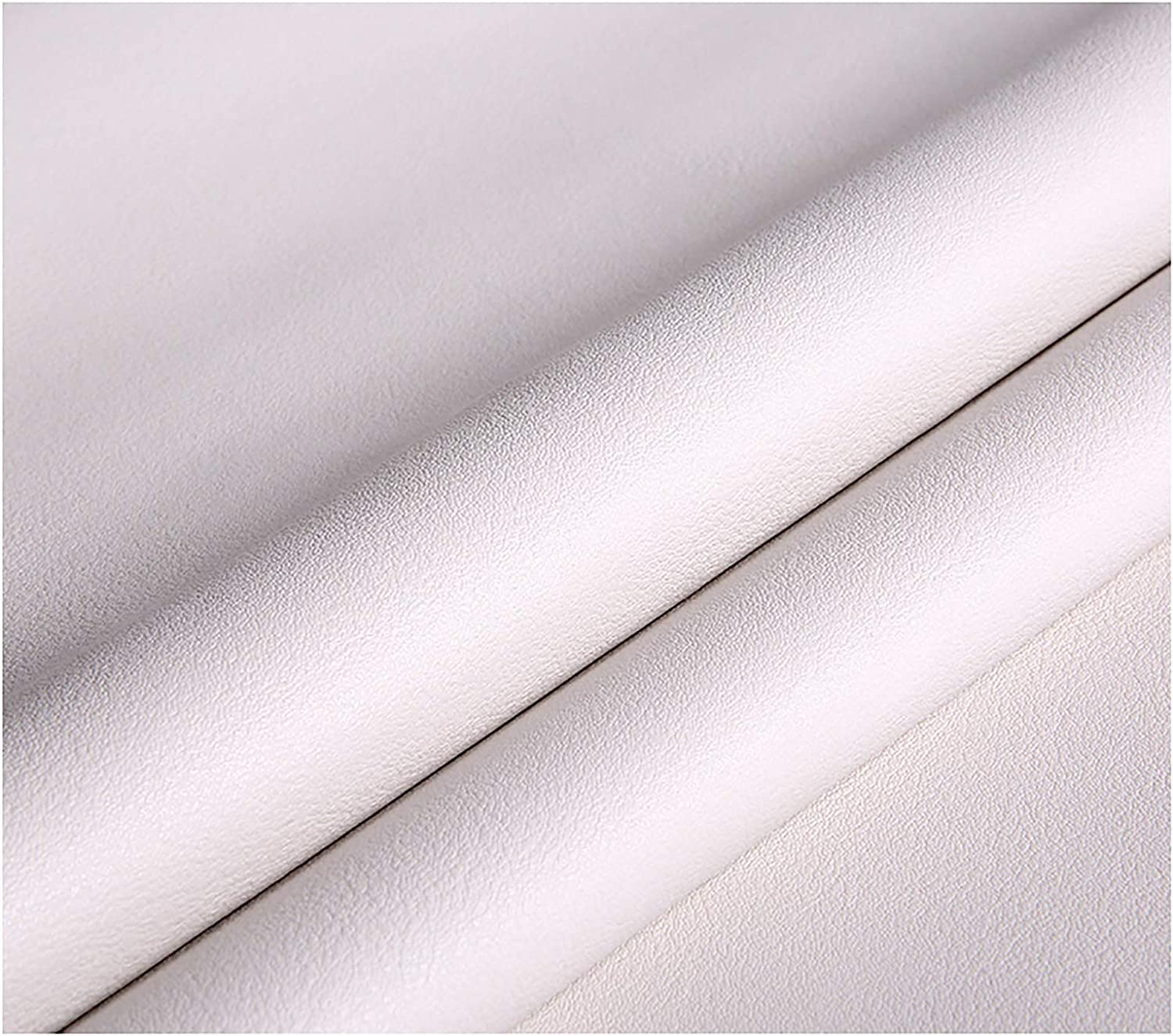 Solid Color 1 2mm Thick Faux Le Leatherette Max 65% OFF Vinyl Seattle Mall Leather Fabric