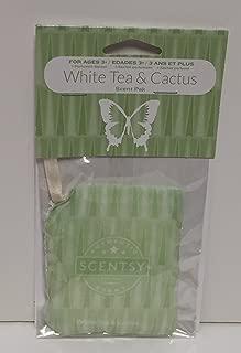 Scentsy Scent Pak White tea and Cactus