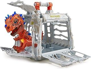 WowWee Untamed Skeleton Jailbreak Playset w/ Radioactive skeleton Dino