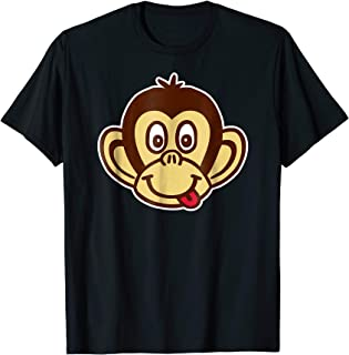 Funny monkey face T-Shirt