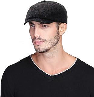 Gorra de Peaky Blinders lana de estilo chico repartidor de peri/ódicos