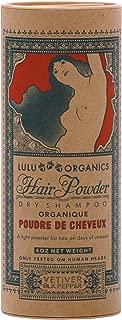 Lulu Organics Vetiver & Black Pepper Hair Powder/Dry Shampoo 4 oz