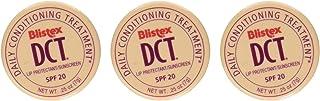 Blistex DCT Jars, SPF 20 (Pack of 3)