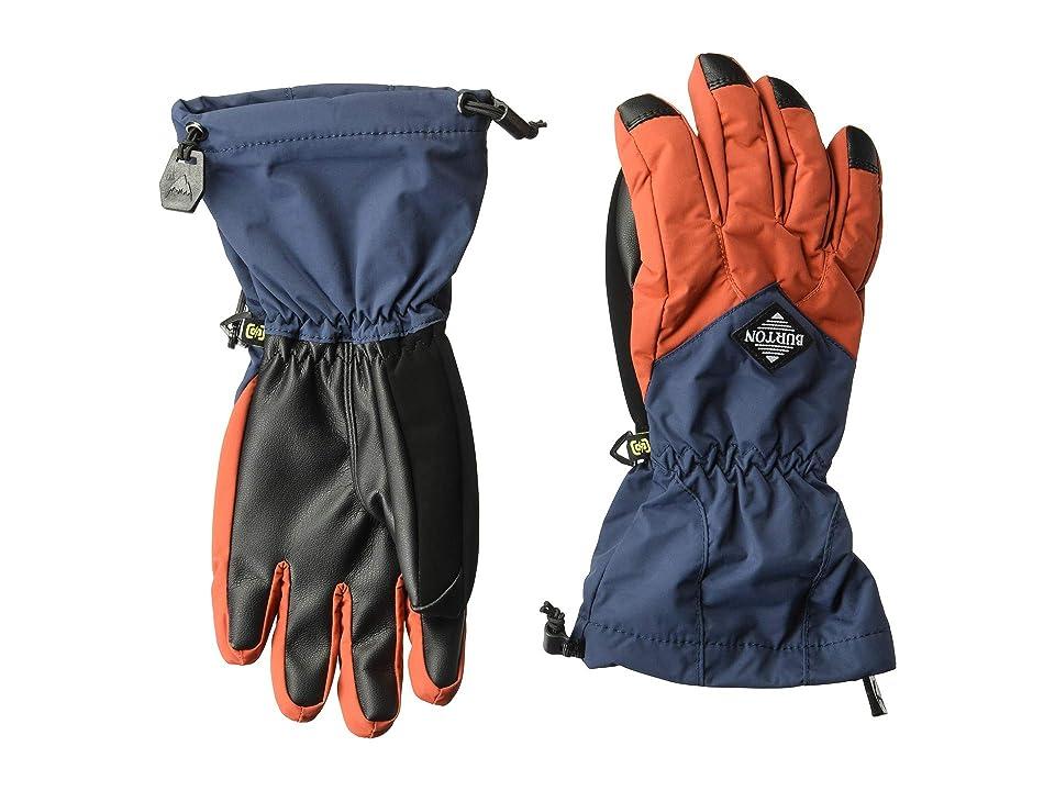 Burton Kids Profile Gloves (Little Kids/Big Kids) (Bitters/Mood Indigo) Snowboard Gloves