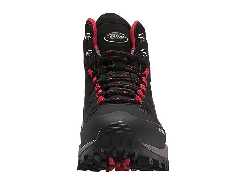 Baffin Caminata Caminata Baffin Rojo Negro Negro 6Tq8FwqP