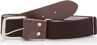 Champro Elastic Baseball Belt with 1.5-Inch Leather Tab