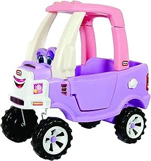 Little Tikes Princess Cozy Truck Ride-On (Renewed)