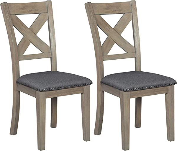 Signature Design By Ashley D617 01 Dining Room Chair Aldwin