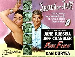Posterazzi Foxfire Jane Russell Jeff Chandler 1955 Movie Masterprint Poster Print, (14 x 11)