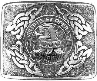 Pentland Scottish Clan Crest Kilt Buckle