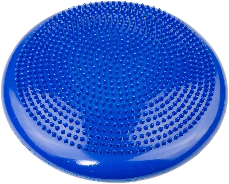MRG Balance disc Balance Cushion Pump Set Trunk Training (blueee)
