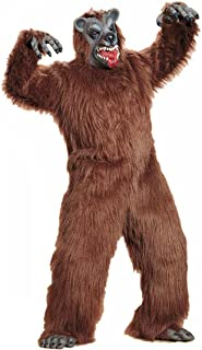 Bär Kostüm Kinder Teddyoverall Overall Bärenkostüm Bärchen Teddy Kinderkostüm