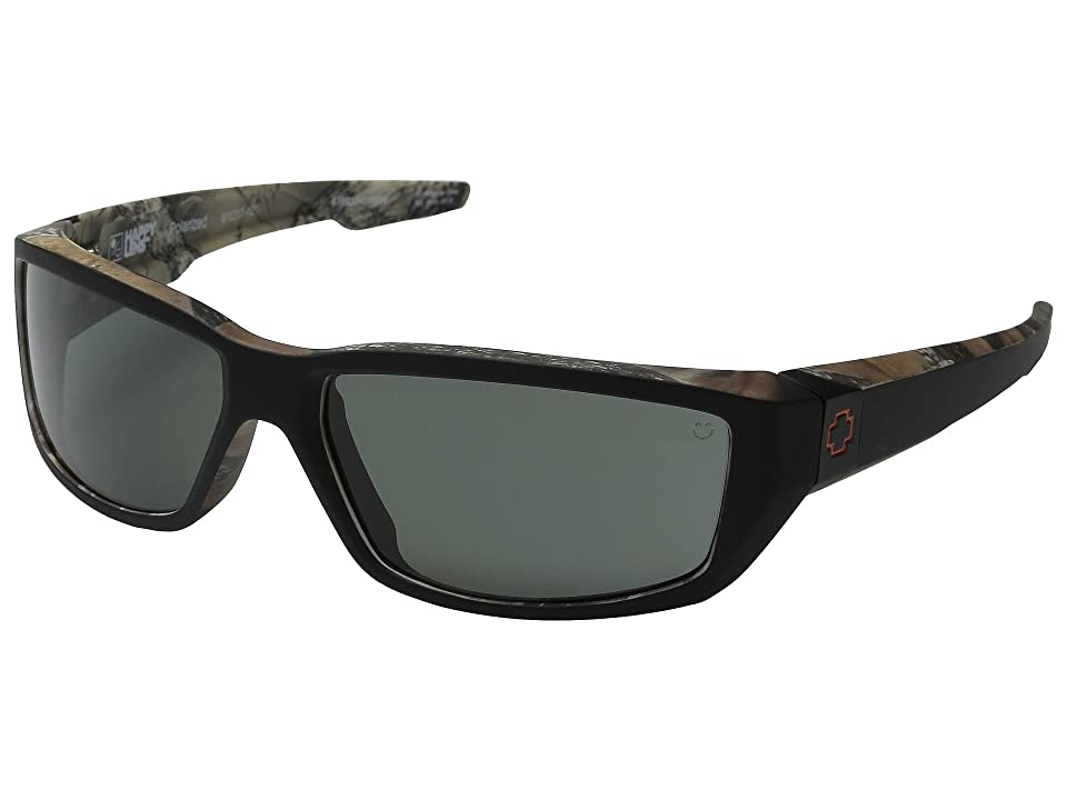 Spy Optic Dirty Mo (Decoy True Timber/Happy Gray Green Polar) Sport Sunglasses