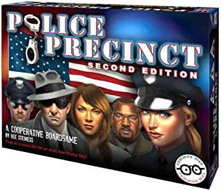 Best police precinct board game Reviews
