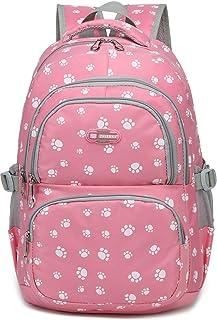 حقائب ظهر مدرسية للأطفال حقيبة سفر متينة حقائب التخييم للبنين والبنات
