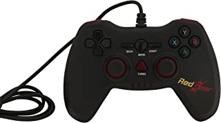 Redgear Highline Wired Gaming Controller (Black)