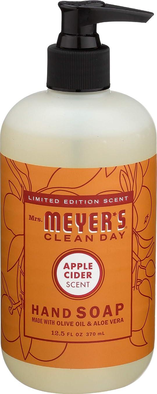 スラック更新する仲間、同僚Liquid Hand Soap - Apple - Case of 6 - 12.5 oz by Mrs. Meyer's