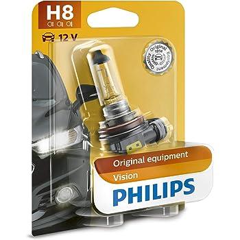 HELLA 8GH 008 356-121 Glühlampe 35 W 12 Standard Halogen Scheinwerferlampe H8