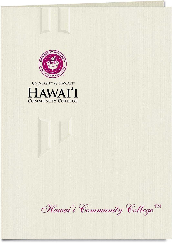 Signature Ankündigungen Hawaii Community Community Community College Graduation Ankündigungen, eleganten Stil, Elite Pack 20 mit Universität Hawaii – Hawaii CC LOGO Folie B0793JSQQY    | Genial  a2e8b3