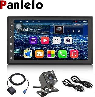 Panlelo S6CA Android 8.1 Autoradio GPS de Navigation Quad Core Auto Radio 4LED Sauvegarde..
