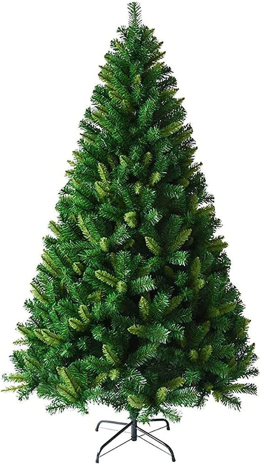 HGSDKECFS Christmas Trees Artificial Max 78% OFF Spruce Cheap Party Decorat Hinged