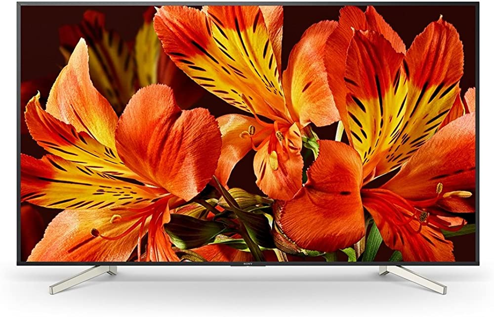 Sony televisore 85 pollici visualizzatore di messaggi 2,16 m (85