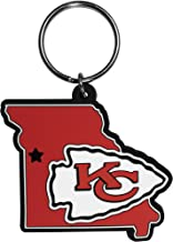 NFL Home State Flexi Key Chain
