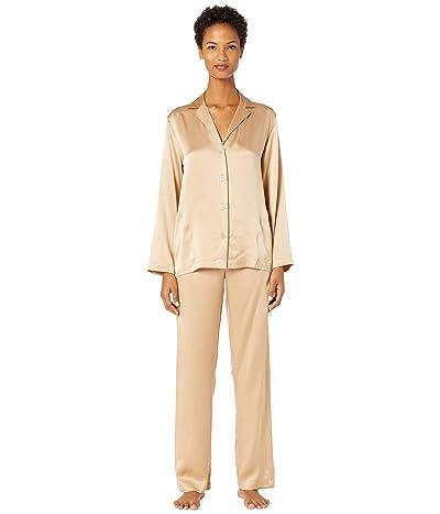 La Perla Silk Pajama (Skin) Women
